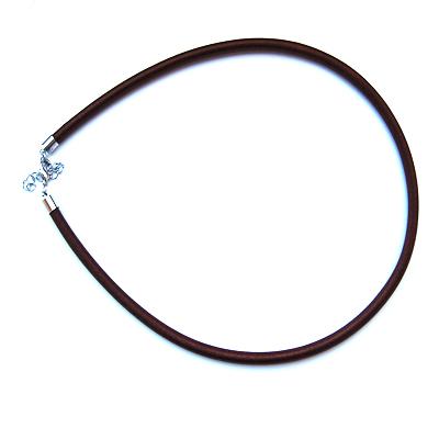 Silke Mörkbrun 5 mm