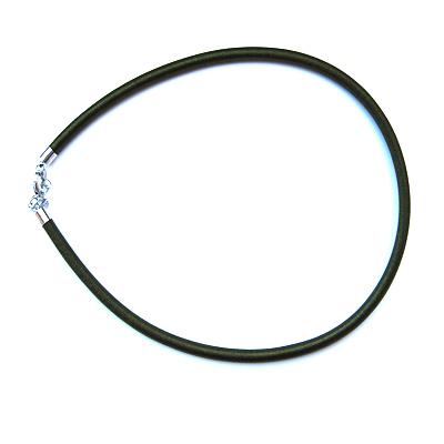Silke Mörkgrön 5 mm