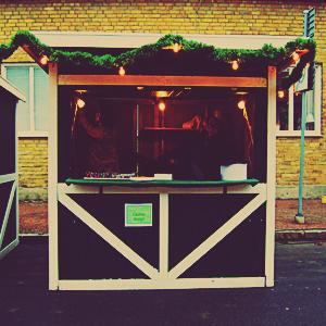 Julmarknad kvarntorget